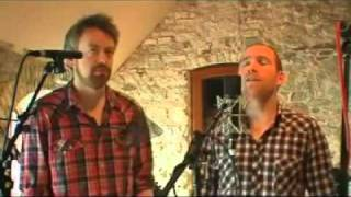 The Irish House Party singing Mo Ghile Mear