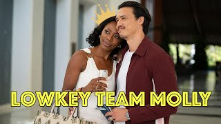 TEAM MOLLY....-ISH   Insecure Discussion