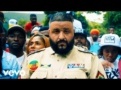 "DJ Khaled – ""Holy Mountain"" ft. Buju Banton, Sizzla, Mavado, 070 Shake"