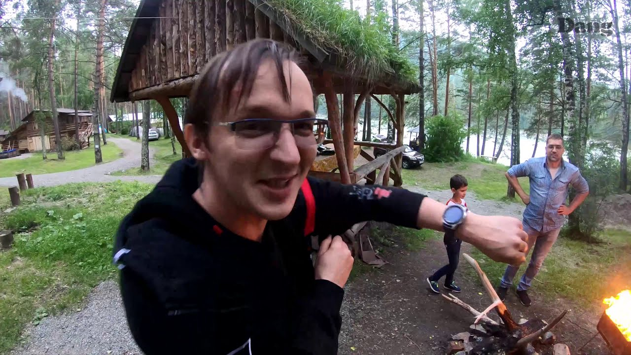 "Видео в караван-парке ""Кызыл-Таш"""