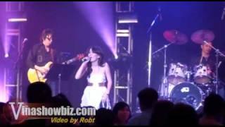 Nguyen Huong Giang - Sway (LIVE 2009)