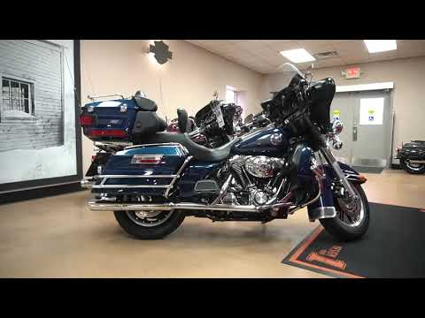 2004 Harley-Davidson FLHTCUI Ultra Classic® Electra Glide® in Mauston, Wisconsin - Video 1