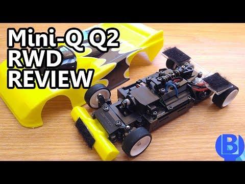 Mini-Q Q2 1/28 RWD Touring Car Review