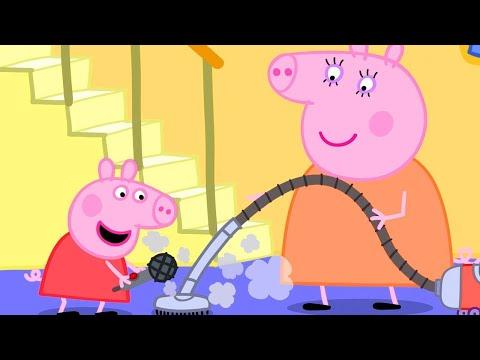 Ayudando a los demás | Peppa Pig en Español Episodios completos | Pepa la cerdita