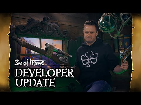 Official Sea of Thieves Developer Update: January 9th 2019