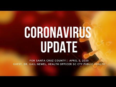 Coronavirus Update April