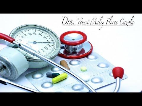 La presión arterial 110 95