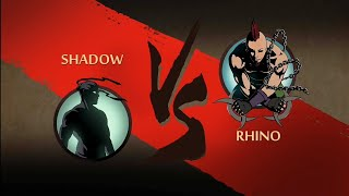 Shadow Fight 2 : Butcher - Second Bodyguard Fight HD