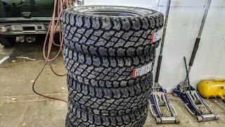 Top 7 All-Terrain Tires for Overlanding #overlanding #bfgk02 #falkenwildpeak