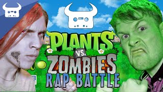 PLANTS vs. ZOMBIES RAP BATTLE | Dan Bull & Boyinaband