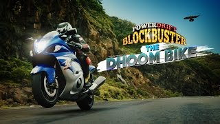 Blockbuster 2: The Dhoom bike - Suzuki Hayabusa: PowerDrift