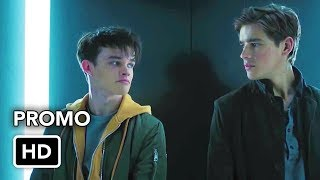 "Titans (DC Universe) ""Dick Grayson Meets Jason Todd"" Promo HD"