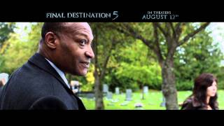 Final Destination 5 - TV Spot 2