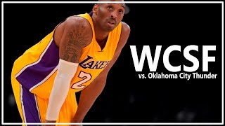 Kobe Bryant Last Playoffs WCSF 2012 Offense Highlights - LEGEND!