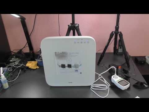 Luftreiniger Beurer LR 300 mit HEPA E12 Filter