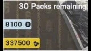 Opening ALL 31 Grand Larceny Packs! 337,500 Renown Spent!