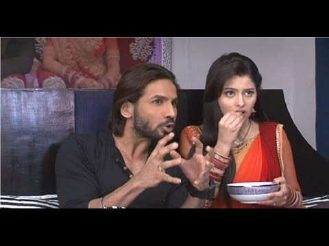 Kalash :Ravi and Devika's cute romantic scene