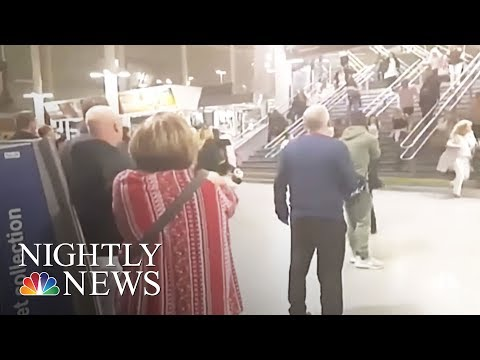 Deaths Confirmed After Manchester, U.K. Blast | NBC Nightly News