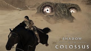 ЗМЕЮКА ► Shadow of the Colossus (PS4) #5