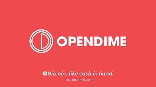 Opendime™ - World's First Bitcoin Bearer Bond–A Bitcoin Stick!
