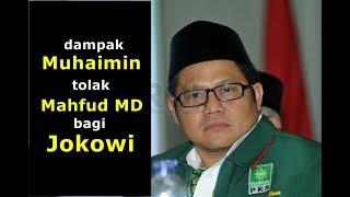 Download Video Menguji Alasan Muhaimin Tolak Mahfud dan Dampaknya bagi Jokowi MP3 3GP MP4