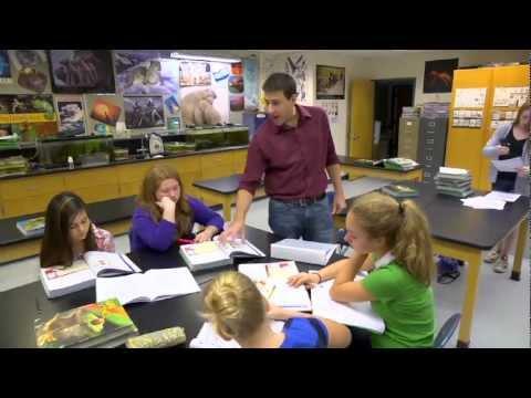 Screenshot of video: Understanding Autism- A guide for Secondary School Teachers