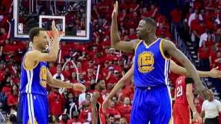KNBR 680 call of Curry's game-tying trey