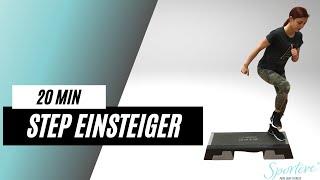 Sporteve Riegelsberg - Step Einsteiger // Teil 1