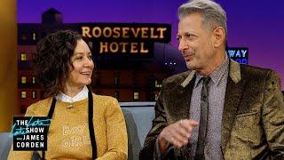 Meryl Streep Jinxed Both Sara Gilbert & Jeff Goldblum
