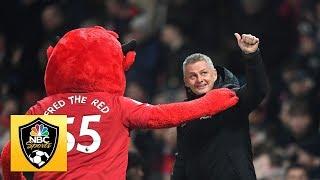 Instant reactions after Manchester United's win v. Tottenham | Premier League | NBC Sports