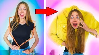 TOP 5 magic TRICKS AND TRICKS to AMAZING your FRIENDS | Anny May