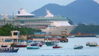 Pelo segundo ano consecutivo, Santos concorre ao Top Destino Turístico