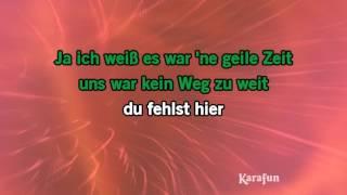 Karaoke Geile Zeit   Juli *