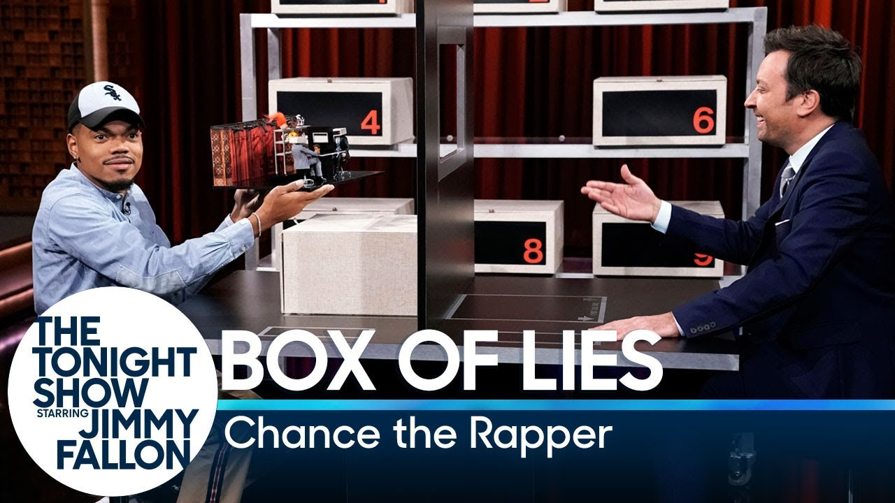 Box of Lies with Chance the Rapper thumbnail