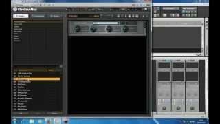 Inserindo Guitar Rig 5 no Sonar x3