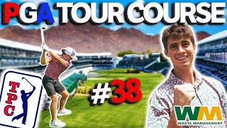 Playing PGA Tour Course TPC Scottsdale!   Sunday Match #38