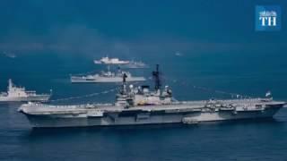 Indian Navy bids farewell to INS Viraat