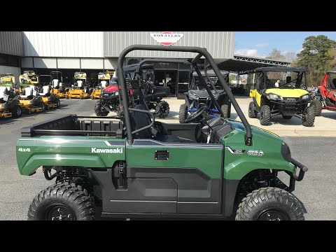 2020 Kawasaki Mule PRO-MX EPS in Greenville, North Carolina - Video 1