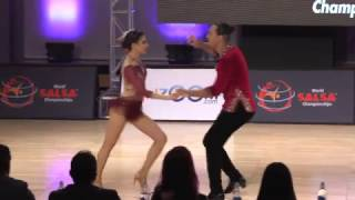 More on individual routines Javier Campines and Erica Reyna 3rd Place On1