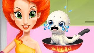 Fun Care Kids Games - Power Girls Super City - Play And Save The Monster City Games For Kids