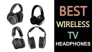 Best Wireless TV Headphones 2020