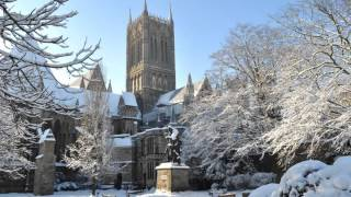 Lincoln Cathedral Choir - O Little One Sweet