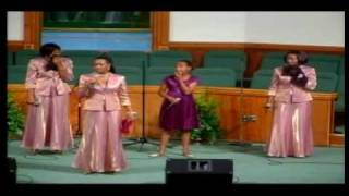 """JESUS"" by The Anointed Brown Sisters"