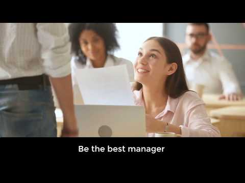 Online Management and Leadership Training Courses - YouTube