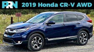 2019 Honda CR-V Touring AWD Review