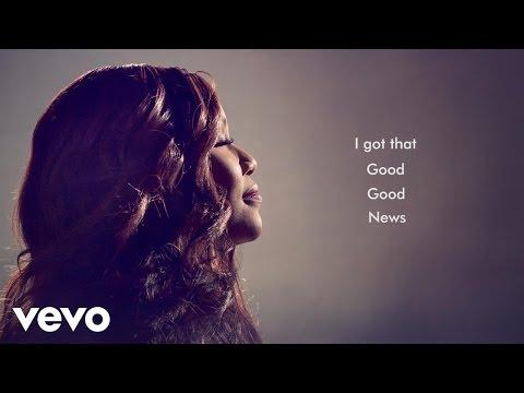 Mandisa Good News Lyric Video