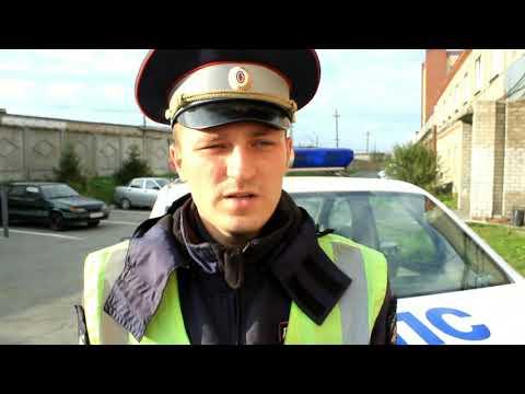 В суд за невыполнение требования сотрудника ГИБДД