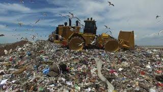 Cleanaway Melbourne Regional Landfill Testimonial   Cat® D8T Dozers & 836K Landfill Compactors