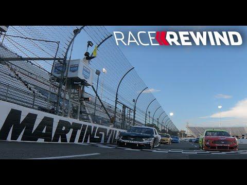 NASCAR STP 500(マーティンズビル・スピードウェイ)15分ハイライト動画