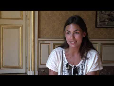 Marie Duval présente María Sonia Cristoff - Faux calme